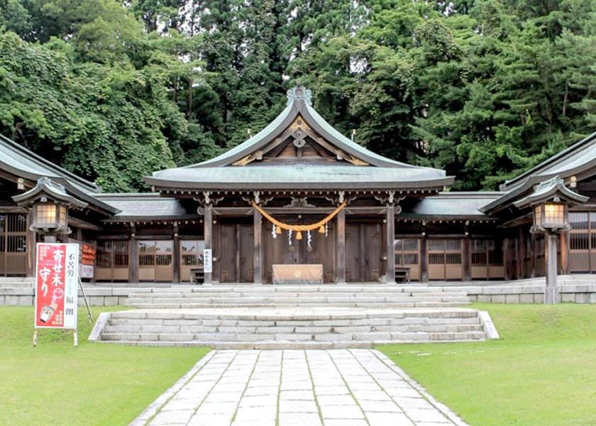 函館護国神社|函館観光