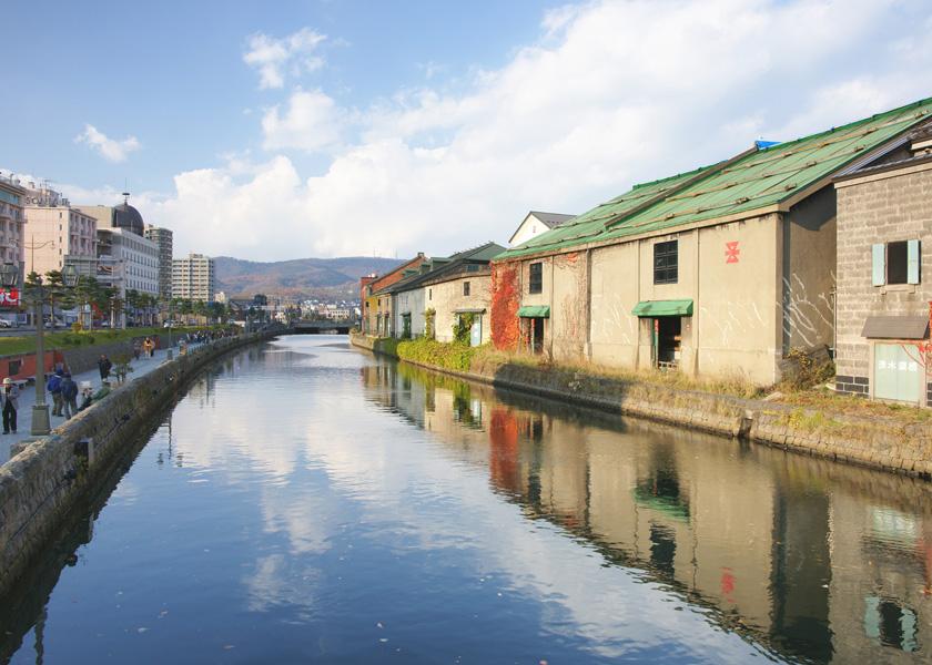 小樽運河|小樽観光