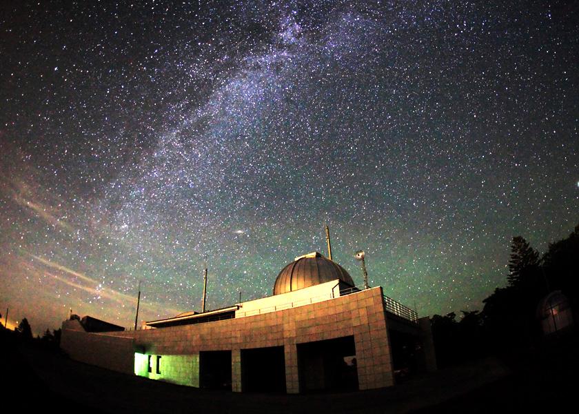 銀河の森天文台|富良野美瑛観光