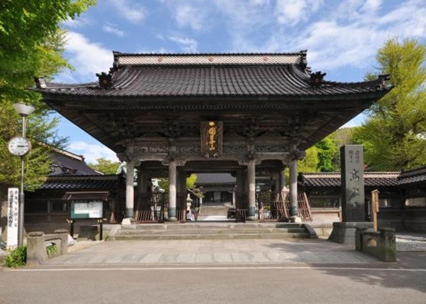 高龍寺|函館観光