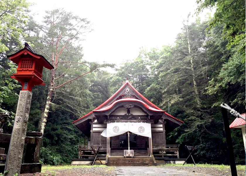 十勝神社|十勝帯広観光