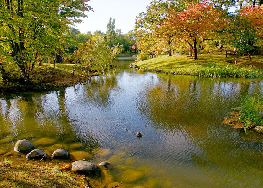 中島公園|札幌千歳観光