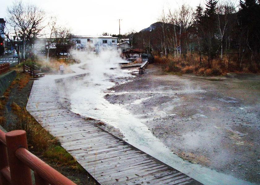 川湯温泉|知床羅臼観光