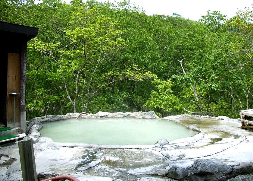 熊の湯温泉|知床羅臼観光