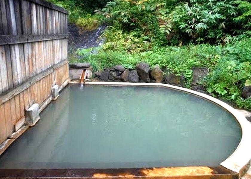 ニセコ 鯉川温泉|ニセコ 秘湯温泉