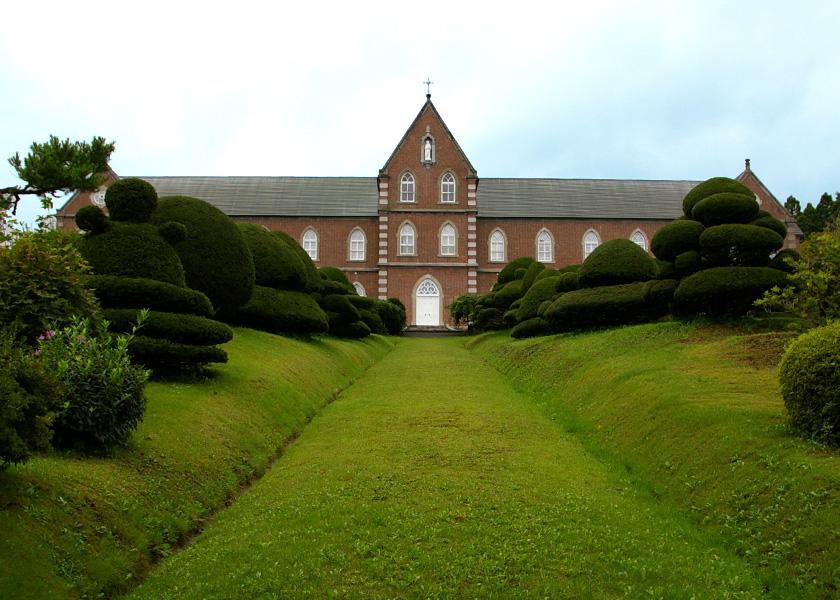 函館トラピスチヌ修道院|函館観光