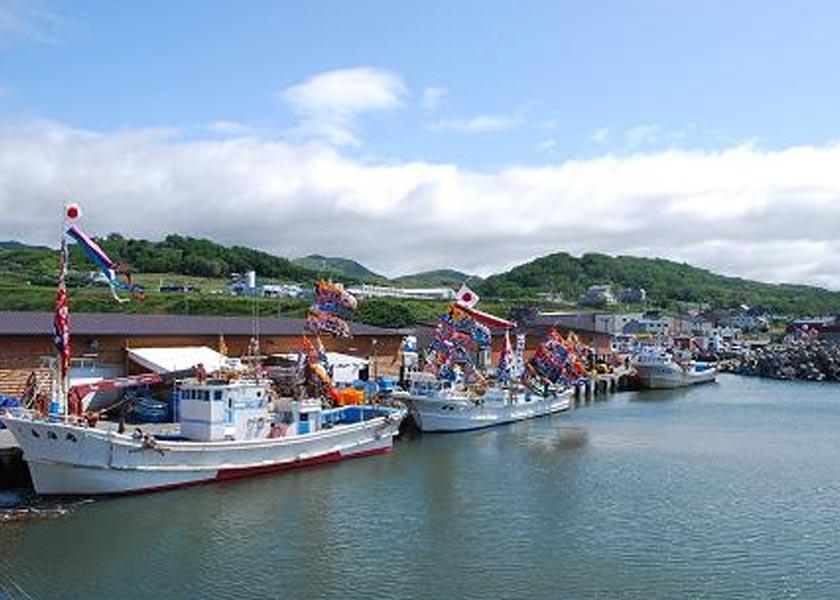 厚田漁港|北海道の釣りポイント