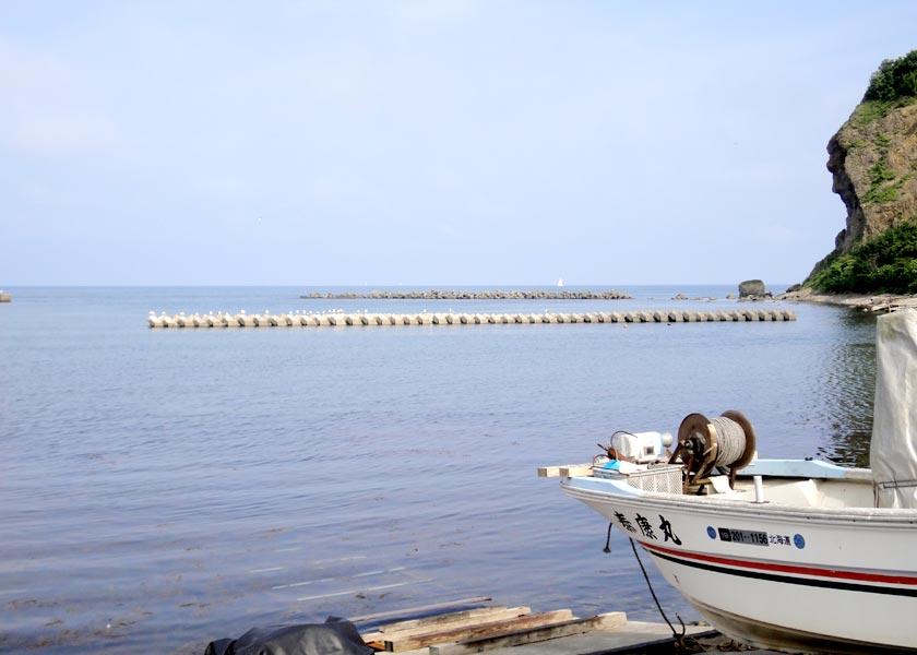 祝津漁港|北海道の釣りポイント