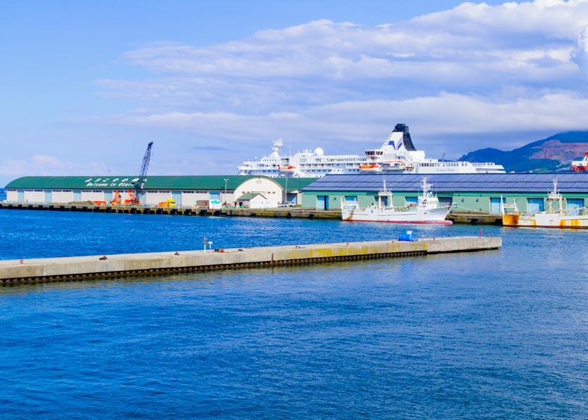 小樽漁港|北海道の釣りポイント