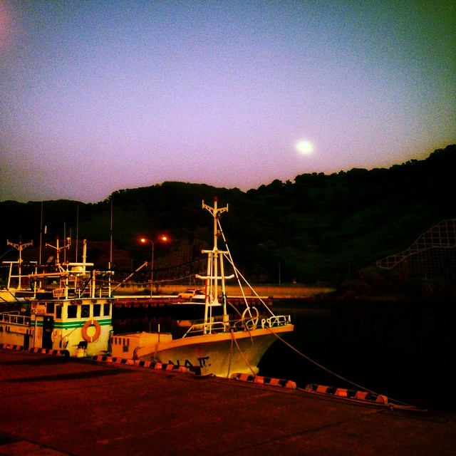 入舸漁港|北海道の釣り情報