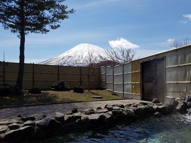 京極町 京極温泉|ニセコ 秘湯温泉