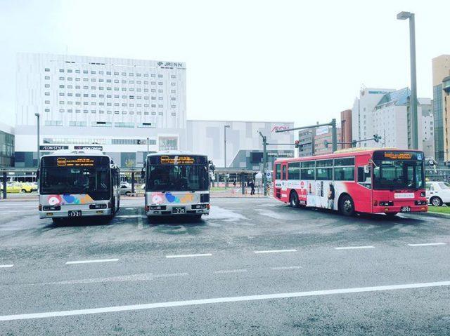 旭川駅から旭川空港までのアクセス
